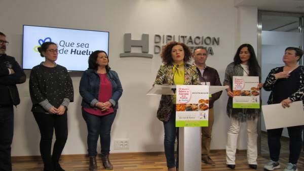 Huelva.- La Diputación presenta la III Muestra Sabores de Cuaresma que promocion