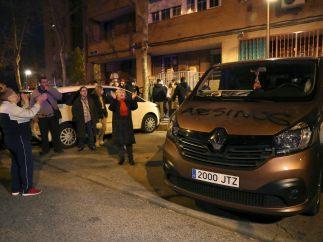 Protesta vecinal en El Pozo
