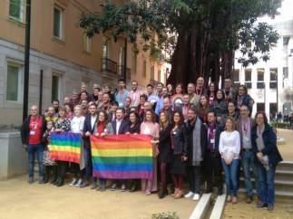 Aprovada la llei valenciana d'igualtat LGTBI
