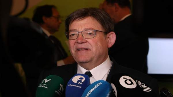 """Puig creu que la sentència del Suprem s'ha llegit """"interessadament"""" perquè """"no liquida el transvasament"""" Tajo-Segura"""