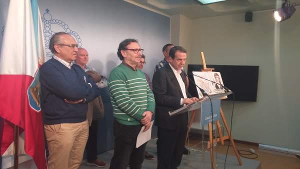 Vigo celebrará su Reconquista del 23 al 31 de marzo y ultima la declaración de F