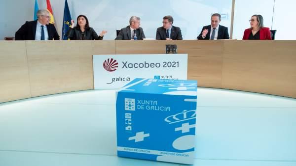 AV.- Consello.-Los gallegos tendrán una 'carpeta' digital en la que figurarán to