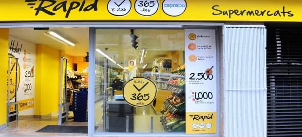 Caprabo abre en Lleida el primer supermercado Rapid fuera de Barcelona