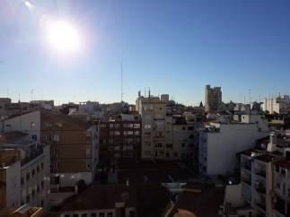 Màximes en ascens en un diumenge marcat pel sol en tota la Comunitat Valenci