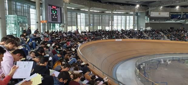 Unos 14.000 baleares participan en las Pruebas Canguro para que