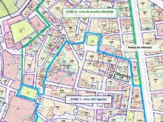 Almería.-El Ayuntamiento publica el plan provisional de acción contra el ruido p