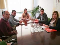 Jaén.- UPA plantea a la Junta proyectos turísticos ligados al olivar y a la cult
