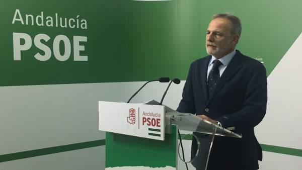 Cádiz.-28A.- De la Encina (PSOE) ve 'acertado' que Grande-Marlaska encabece la l
