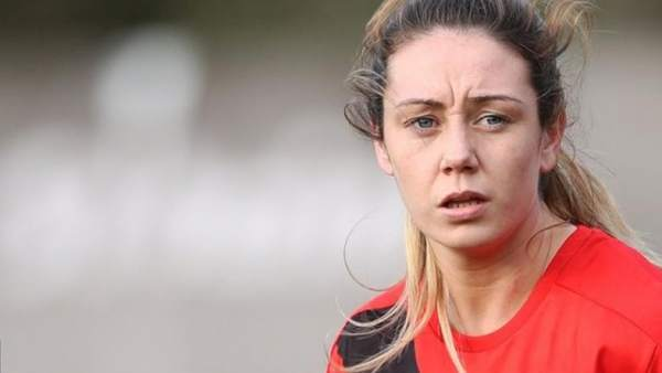 La jugadora del Sheffield United, Sophie Jones