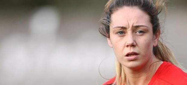La jugadora del Sheffield United, Sophie Jones
