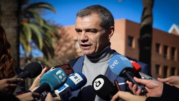 Cantó afea a dirigentes del PSOE que critiquen la marcha de Soraya Rodríguez y n