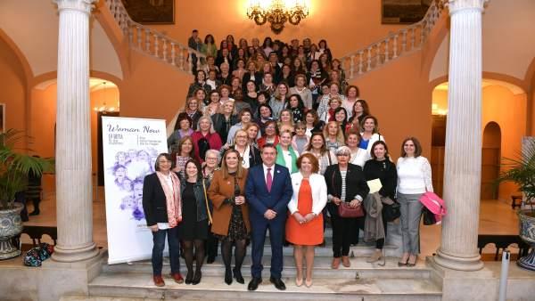 Sevilla.- El Ayuntamiento reconoce el Consejo de la Mujer en su XXV aniversario