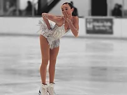 Mariah Bell, la patinadora acusada de herir a una rival