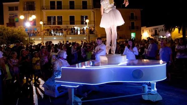 Jaén.- MásJaén.- El II Festival de Piano arranca este viernes con el espectáculo