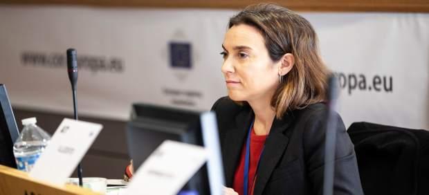 Gamarra en la Comisión de Medio Ambiente del Comité de las Regiones