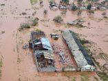 Los daños del ciclón Idai