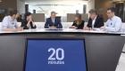 Debate en el Parlamento Europeo organizado por '20minutos'
