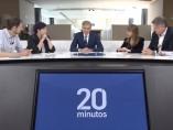 Debate en el Parlamento Europeo organizado por 20minutos