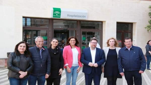Almería.- PSOE critica que el Gobierno de Juanma Moreno 'quiere devaluar el Hosp