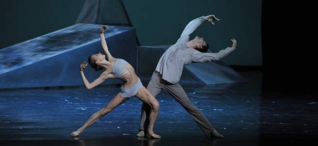 'Las cuatro estaciones' del Ballet del Teatro Mariïnski de San Petersburgo.