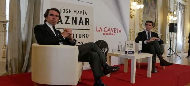 Aznar augura un Brexit 'duro' ante la situación 'límite' que vive el Reino Unido