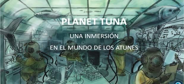 Presentan 'Planet Tuna', un espacio sobre el mundo de los atunes dirigido por un