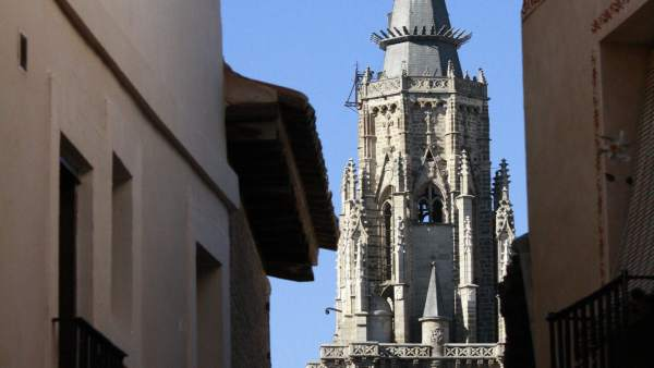 Catedral, Torre