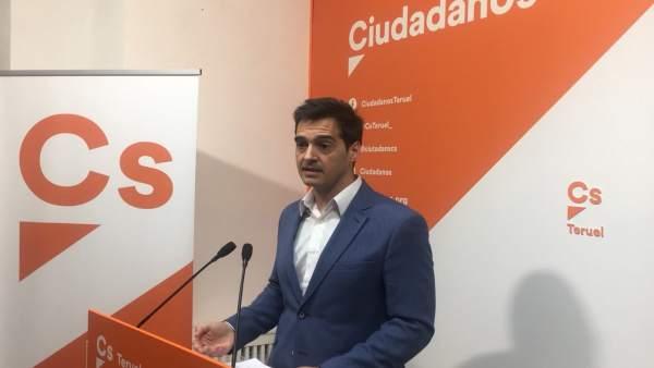 Cs Teruel rechaza aumentar la factura del agua y exige al Ayuntamiento que asuma