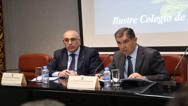 Cádiz.-Presidente del TSJA considera que la percepción de la Justicia es 'lenta