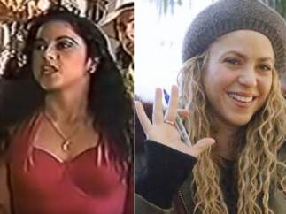 Shakira, en 'El oasis'