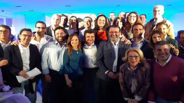 Sevilla.- 26M.- Convención de Candidatos a Alcaldías del PP bajo mandato de buen