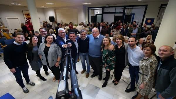 [Grupoalmeria] Comunicado Pp Presentación Ismael Torres Candidato Pp Huércal De