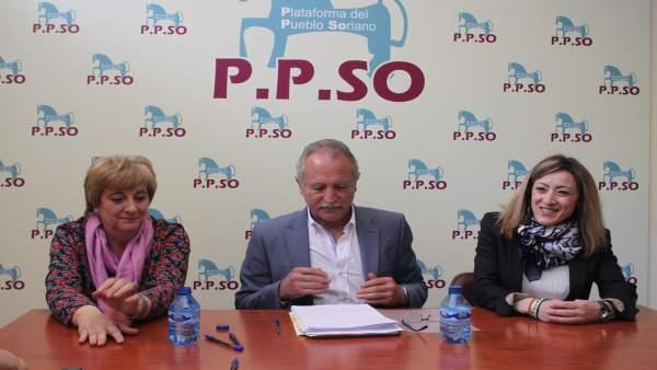 28A.- María Jesús Ruiz Se Da De Baja En El PP Y Encabezará Las Listas Al Senado