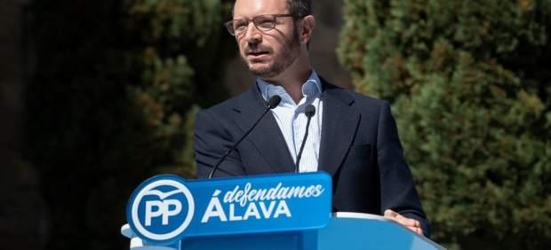 28A.- Maroto Dice Que Con Podemos Y 'Sánchez De La Mano' Regresa 'El Fantasma De