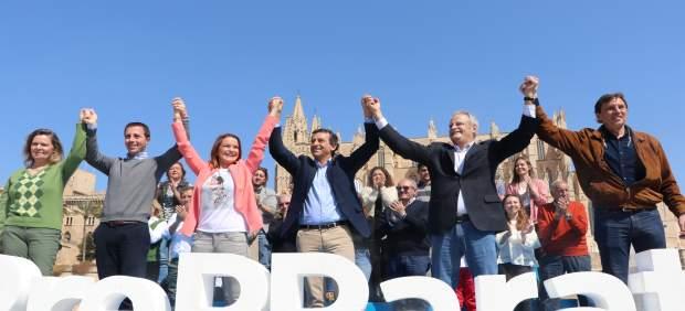 El PP reúne cerca de 600 afiliados y simpatizantes en Palma en el arranque de la
