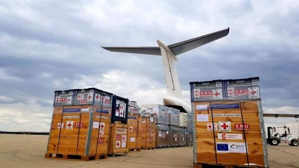 La Agencia Extremeña de Cooperación Internacional envía dos sistemas de potabili