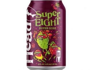 Cerveza SuperEIGHT