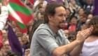 Pablo Iglesias vuelve a la primera línea de la política