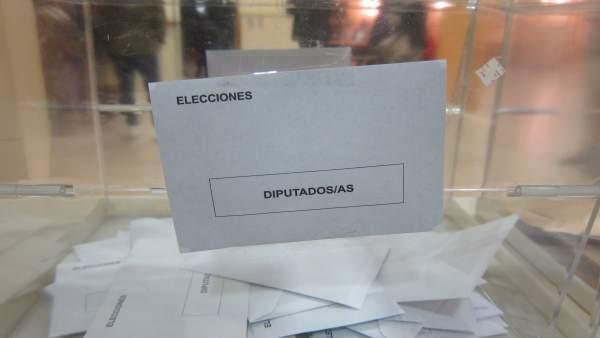 28A.- Mañana acaba el plazo para que los partidos registren sus candidaturas al
