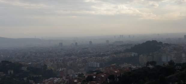 Un estudio muestra que la contaminación por partículas diésel puede causar asma en personas sanas