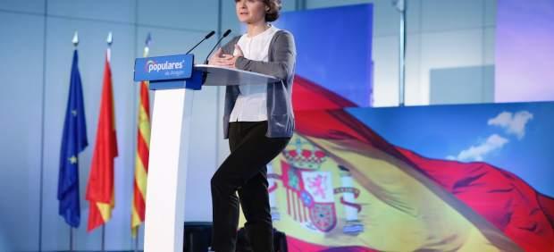 28A.- La exministra Tejerina será cabeza de lista del PP por Valladolid a las ge