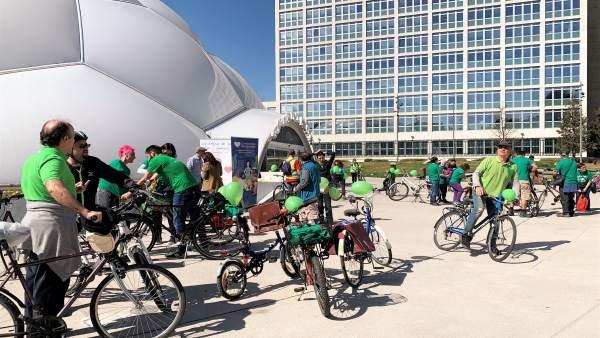 Más de 120 personas abogan en Valladolid por la escuela pública como 'mejor opci