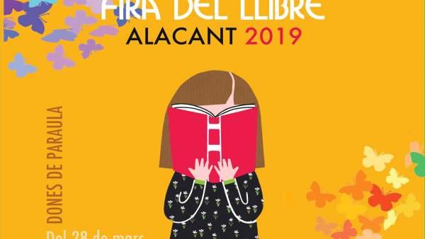 Cultura.- Alicante inaugura su Feria del Libro el jueves con Manuel Vilas y un e