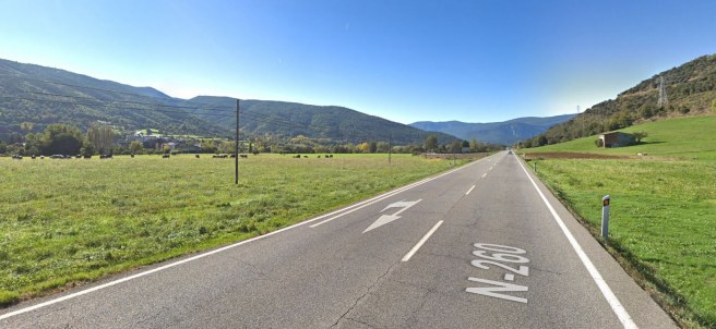 Carretera N-260
