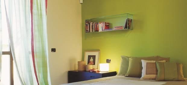 Aplicaciones que muestran cómo quedarían las paredes de tu casa pintadas de otro color
