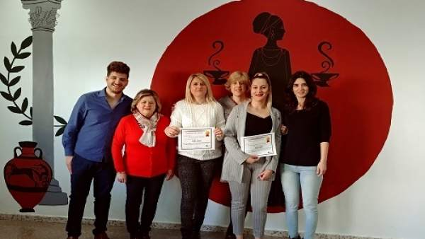 Granada.- Tres alumnas granadinas consiguen el premio 'al esfuerzo y la superaci