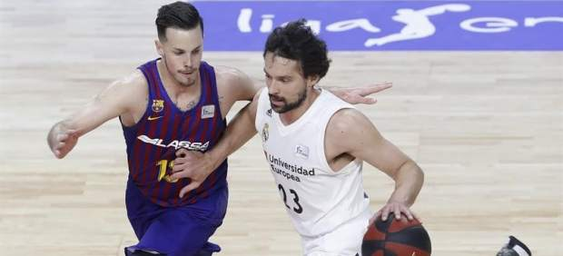 Pesic le tiene tomada la medida a Laso: el Barcelona Lassa vuelve a ganar al Real Madrid
