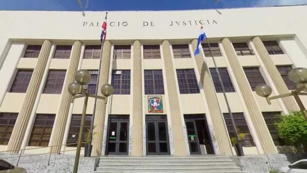 Palacio de Justicia en Santo Domingo, República Dominicana