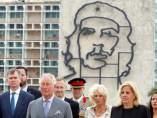 El heredero británico visita Cuba