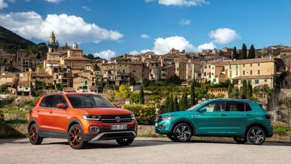 Volkswagen lanza un nuevo SUV por 18.990 euros